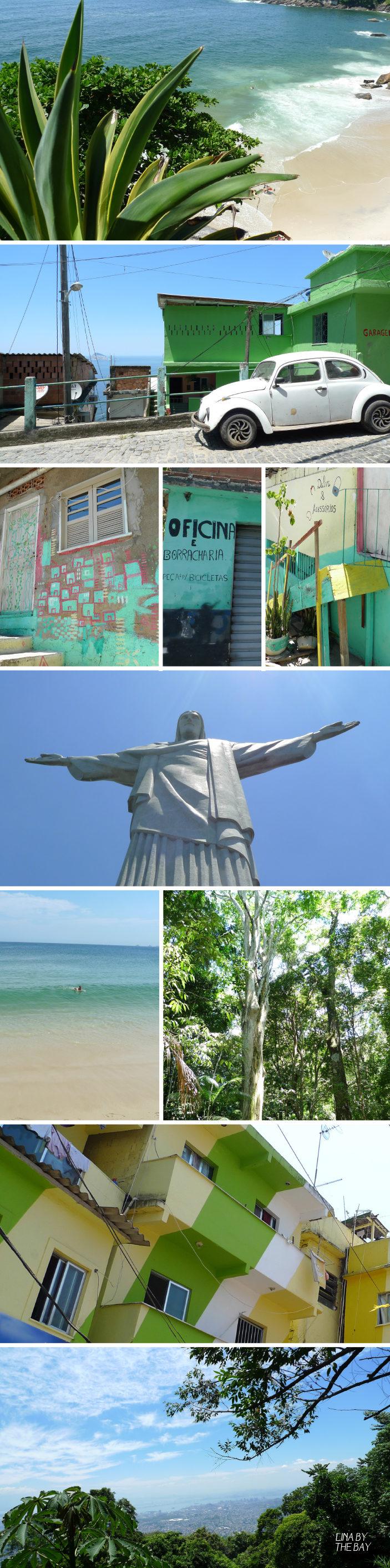 17 dagar i Rio de Janeiro