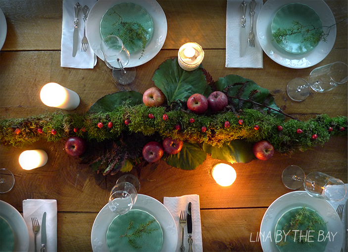 table runner by linabythebay