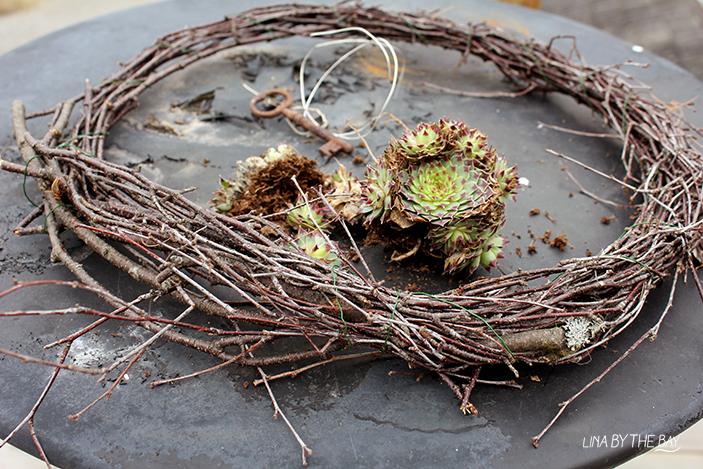 Spring wreath 4 Linabythebay