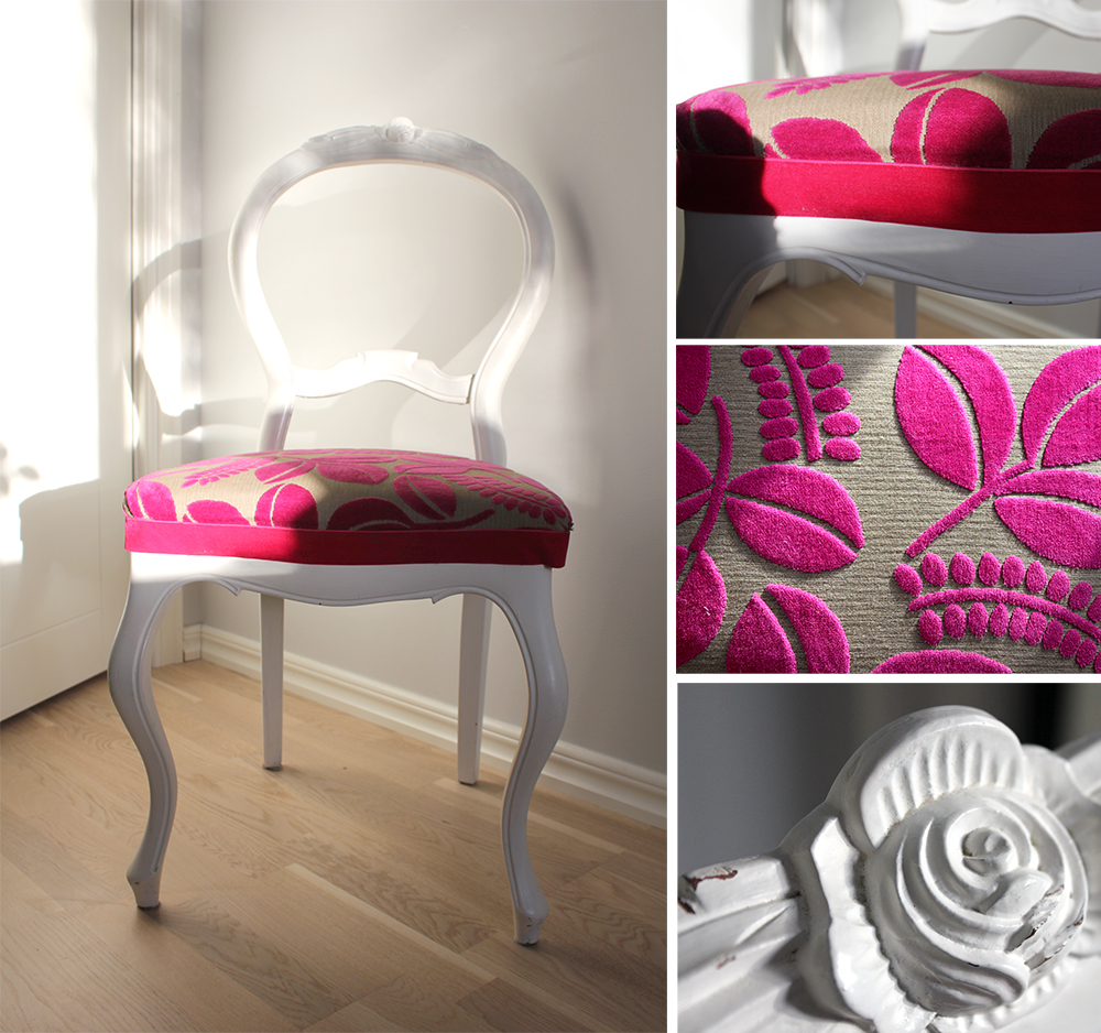 Stol by tricia guild Linabythebay
