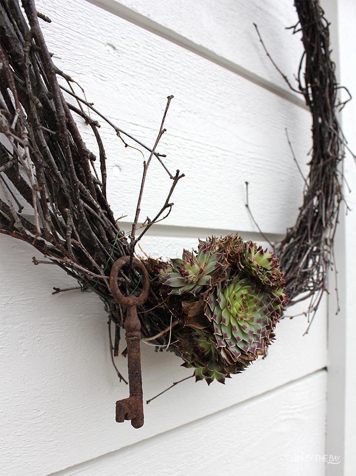 Spring wreath 1 Linabythebay