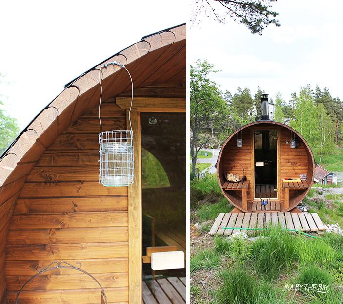 Sauna linabythebay 1