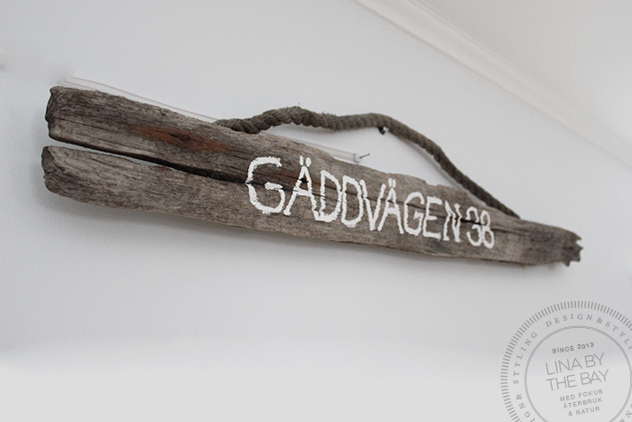Drivvedstavla Gaddvagen