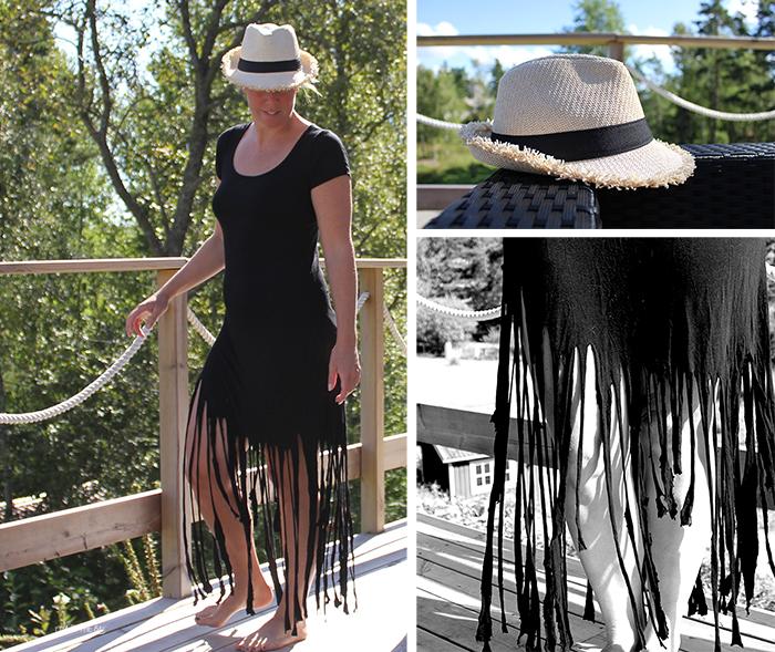 Upcycled dress 2 Linabythebay