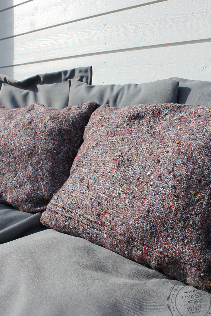 Upcycled pillows 4 Linabythebay